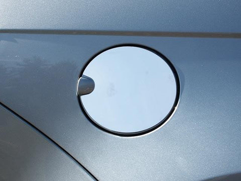 QAA PART  GC48345 fits FOCUS 2008-2009 FORD (1 Pc: Stainless Steel Fuel/Gas Door Cover Accent Trim, 4-door ) GC48345