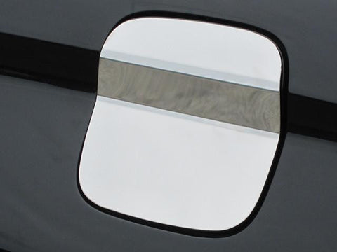 QAA PART  GC56660 fits MKX 2016-2018 LINCOLN (1 Pc: Stainless Steel Fuel/Gas Door Cover Accent Trim, 4-door, SUV) GC56660