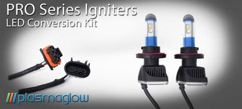 Pro Series LED Igniters Headlight conversion kit. - Auto-Truck-Accessories  - 1