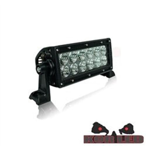6 INCH LED LIGHT BAR DUAL ROW COMBO ELITE
