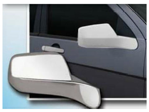 QAA PART  MC48346 fits FOCUS 2008-2011 FORD (2 Pc: ABS Plastic Mirror Cover Set , 4-door) MC48346