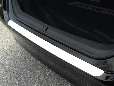 QAA PART RB19165 fits AVALON 2019 TOYOTA (1 Pc: Stainless Steel Rear Bumper Accent Trim, 4-door) RB19165