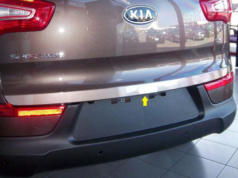 "QAA PART  RD11835 fits SPORTAGE 2011-2016 KIA (1 Pc: Stainless Steel Rear Deck Accent Trim - 1.75"" wide, 4-door, SUV) RD11835"
