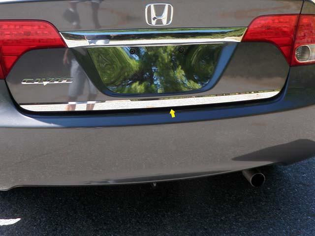 Honda civic 2006 accessories