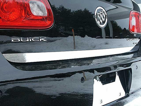 "QAA PART  RD46550 fits LUCERNE 2006-2011 BUICK (1 Pc: Stainless Steel Rear Deck Accent Trim - 1.5"" wide, 4-door) RD46550"