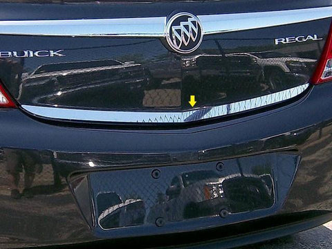 "QAA PART  RD51575 fits REGAL 2011-2013 BUICK (1 Pc: Stainless Steel Rear Deck Accent Trim - 1"" wide, 4-door) RD51575"