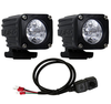 Rigid Industries 20731 LED Spot Motorcycle Kit (Ignite) - Auto-Truck-Accessories  - 1