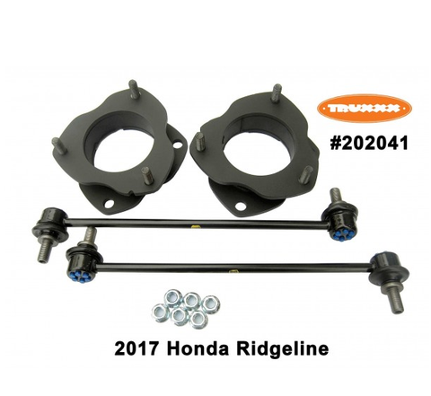 Honda Ridgeline Pickup leveling kit (coil-over) ***sway bar links included***