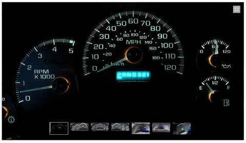 US SPEEDO STAINLESS STEEL SPEEDOMETER KIT - Auto-Truck-Accessories