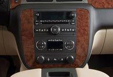 GM OEM Wood Grain Radio & Climate Controls Surround Trim - Auto-Truck-Accessories