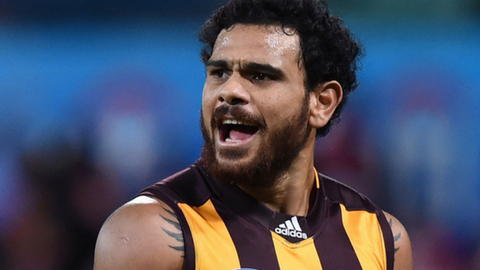 Cyril Rioli Beard