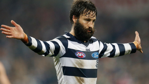 Jimmy Bartel Beard