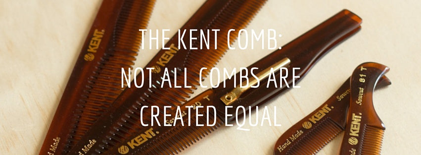 The Kent Comb: Not All Combs are Created Equal – Buccaneer