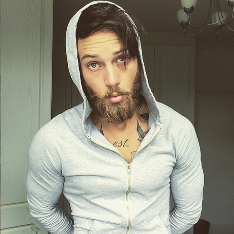 billy huxley beard