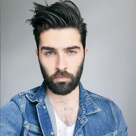 chris john millington beard