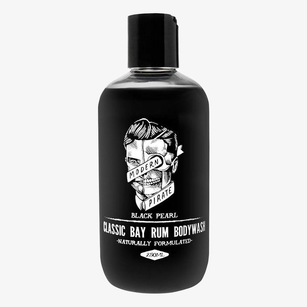 Modern Pirate Body Wash Bay Rum