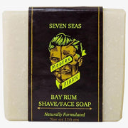 Modern Pirate Bay Rum Shave/Face Soap