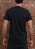 Signature Who's There Black Tee - Nok Nok