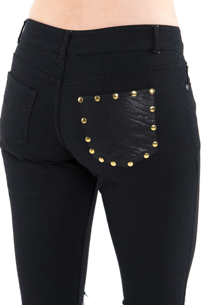 Create Your Denim Step 5 Final! Studs - Nok Nok