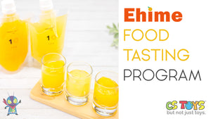Free Food Tasting Program from Ehime, Japan!