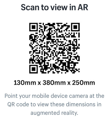 See the SIZE of the toy in Augmented Reality