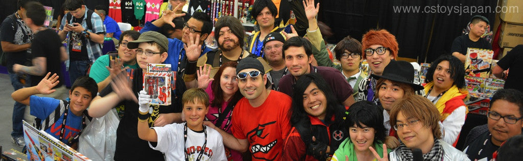 Meet Your Toku Friends from Around the World