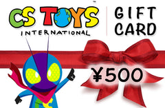 CSTOYS Gift Card (Sample)