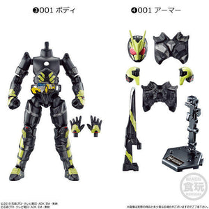 CSTOYS INTERNATIONAL:Kamen Rider 01: Candy Toy SO-DO AI-06. Feat. Zi-O Complete Set