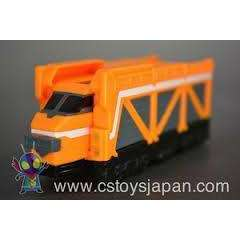 CSTOYS INTERNATIONAL:Capsule Toy ToQ Ressha 01 Car Carrier Ressha