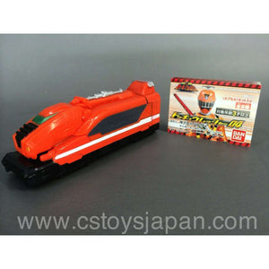 CSTOYS INTERNATIONAL:Capsule Toy ToQ Ressha Build Ressha