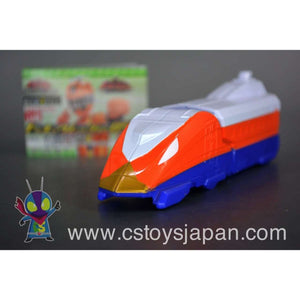 CSTOYS INTERNATIONAL:Capsule Toy ToQ Ressha 05-03.Safari (Eagle)