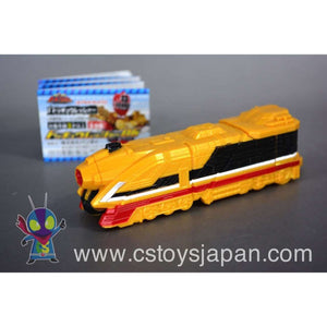 CSTOYS INTERNATIONAL:Capsule Toy ToQ Ressha Hyper Ressha
