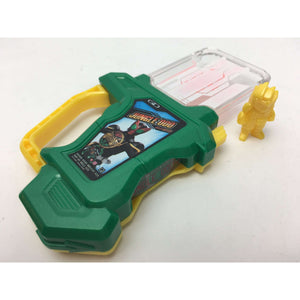 CSTOYS INTERNATIONAL:Kamen Rider Ex-Aid - Capsule Toy Sound Rider Gashat 06: 03 Jungle OOO Gashat