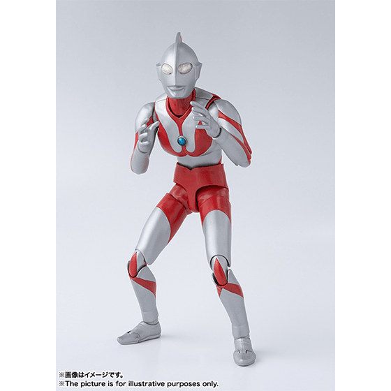 CSTOYS INTERNATIONAL:S.H.Figuarts Ultraman