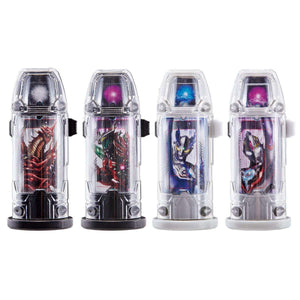 CSTOYS INTERNATIONAL:Ultraman Geed: DX Ultra Capsule Fusion Rise Set