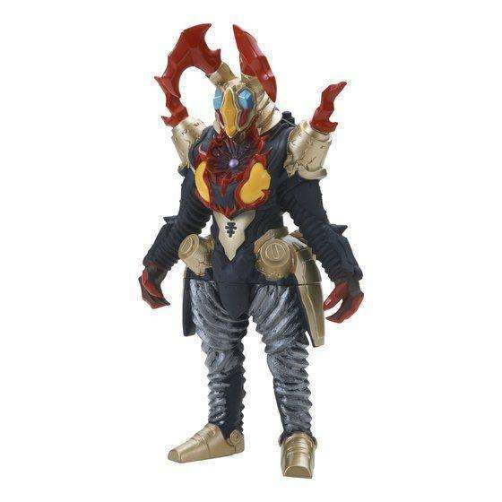 CSTOYS INTERNATIONAL:Ultraman Geed: Ultra Monster DX Belial-Fusionized Kaijyu Pedanium Zetton
