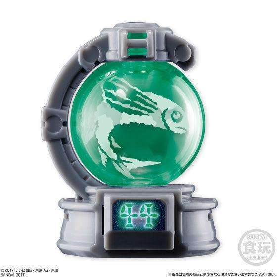 CSTOYS INTERNATIONAL:Kyuranger: Candy Toy SG Kyutama 6: 03 - Tobiuo Kyutama