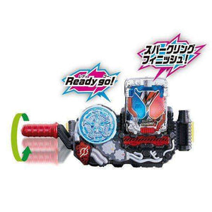 CSTOYS INTERNATIONAL:[LOOSE] Kamen Rider Build: DX Rabbit Tank Sparkling