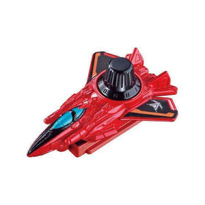 CSTOYS INTERNATIONAL:Lupinranger VS Patranger: GP VS Vehicle lite Series 02 - 05. Red Dial Fighter