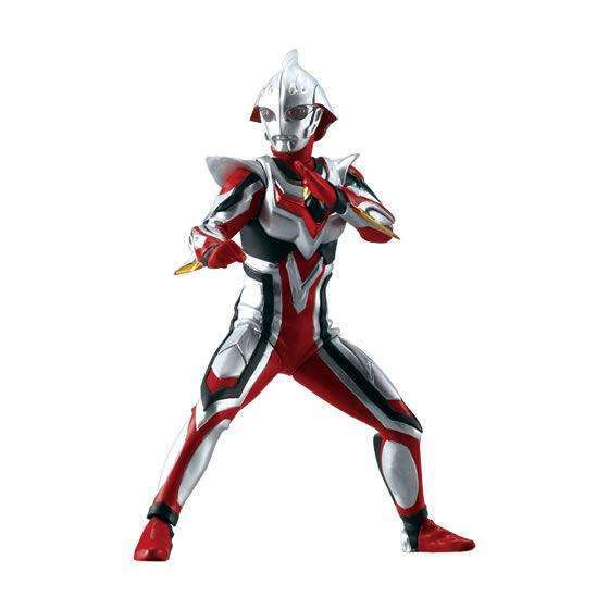 CSTOYS INTERNATIONAL:Capsule Toy Ultimate Luminous Ultraman 06: 02  - Ultraman Nexus Junis (No Luminous Unit)
