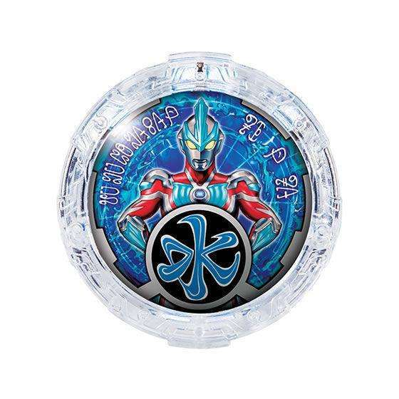 CSTOYS INTERNATIONAL:Ultraman R/B: Capsule Toy GP R/B Crystal 01 - 02. Ginga Crystal