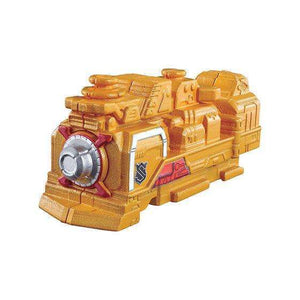 CSTOYS INTERNATIONAL:Lupinranger VS Patranger: Capsule Toy GP VS Vehicle lite Series 03 - 02. X-Train Gold