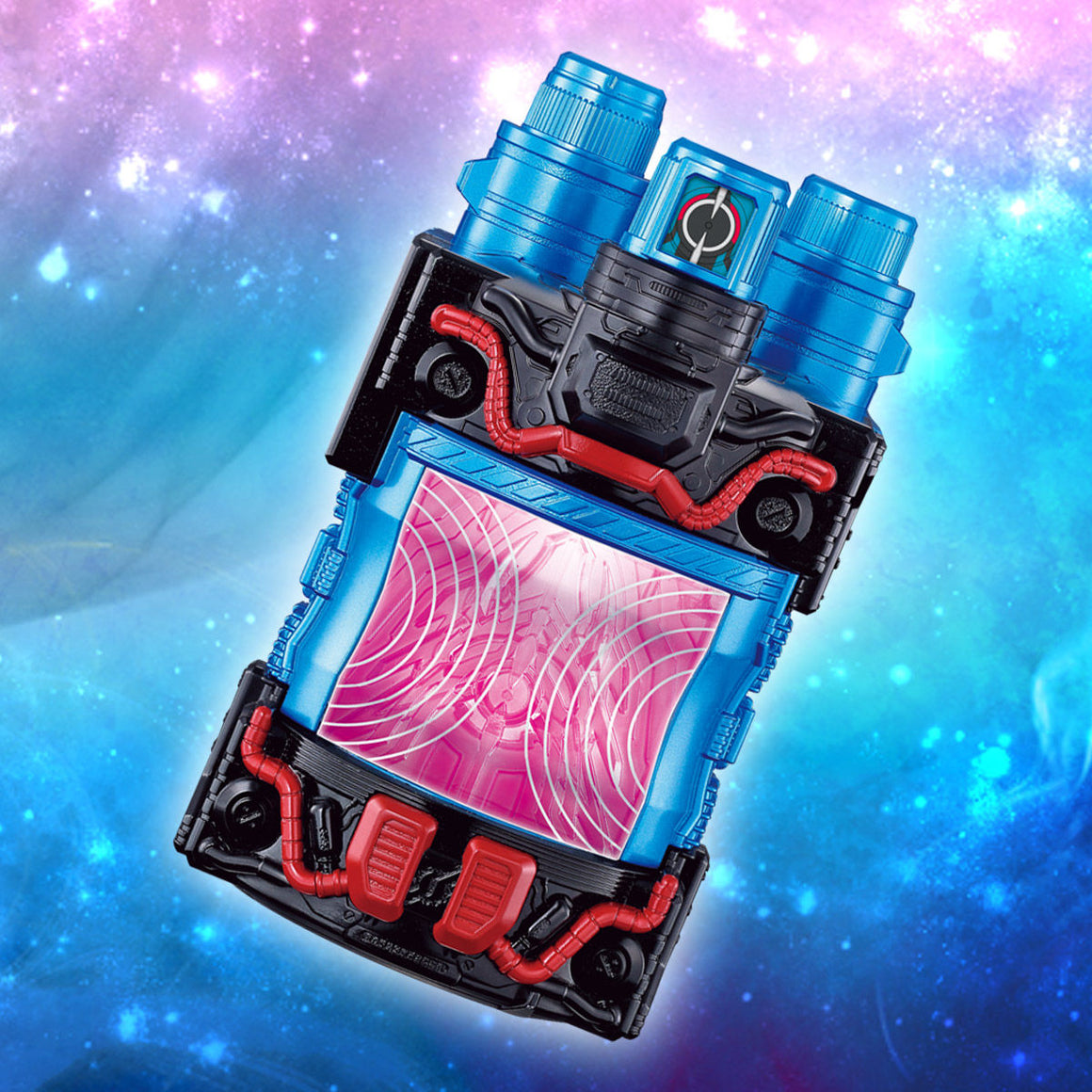 CSTOYS INTERNATIONAL:[BOXED] Kamen Rider Build: DX Muscle Galaxy Fullbottle & DVD Set