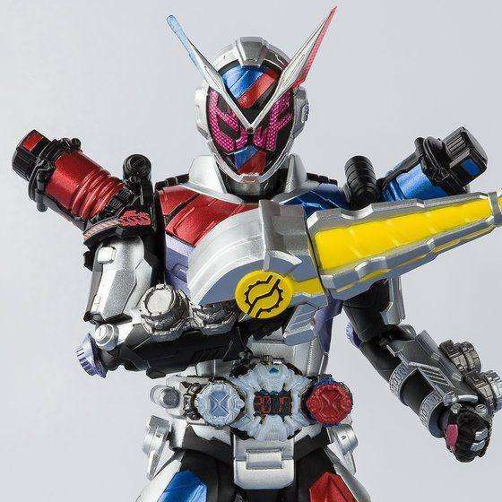 CSTOYS INTERNATIONAL:[CLOSED May 2019] Tamashii Web Exclusive - S.H.Figuarts Kamen Rider Zi-O Build Armor (Nov. 11th - Nov. 25th)