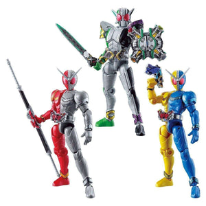"CSTOYS INTERNATIONAL:[CLOSED Apr. 2019] Kamen Rider W: Candy Toy SO-DO Chronicle KR W ""W no Shogeki/Ima Aratana Kagayakino Nakade"" Action Figure Set (PB Exclusive)"