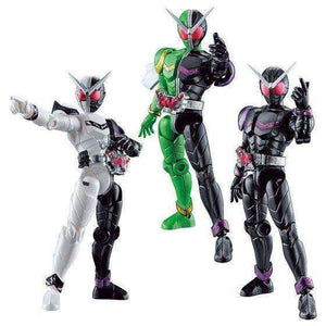 CSTOYS INTERNATIONAL:[CLOSED Feb. 2019] Kamen Rider W: Candy Toy SO-DO Chronicle Action Figure Set (Complete 8 Box Set)