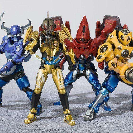 CSTOYS INTERNATIONAL:[Jun. 2019] Tamashii Web Exclusive - Figuarts ZERO x S.H.Figuarts Hokuto Sawatari Farm Set (Kamen Rider Build) (Dec. 16th - Dec. 30th)