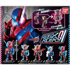 CSTOYS INTERNATIONAL:Kamen Rider Build: Capsule Toy GP REMIX RIDERS 01 - 2. GorillaMond Form