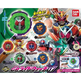 CSTOYS INTERNATIONAL:Capsule Toy Kamen Rider Zi-O: GP Ride Watch V046-02. Baron Ride Watch