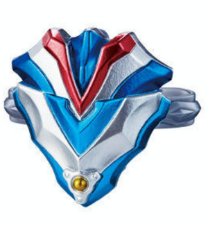 CSTOYS INTERNATIONAL:Ultraman Taiga: Candy Toy SG Ultra Taiga Accessory 02 - 02 Ultraman Victory Knight Let